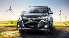 Toyota Avanza 2019 phien ban moi nang cap