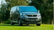 Chi tiet xe 7 cho Peugeot Traveller Luxury 2019 tai Viet Nam