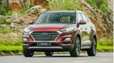 Chi tiet xe Hyundai Tucson may dau 2019 tai Viet Nam