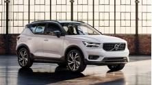Volvo XC40 2019 chinh thuc ban tai Viet Nam, gia tu 1,75 ty dong