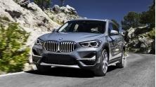 BMW X1 2020 phien ban moi nang cap