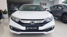 Chi tiet xe Honda Civic E 1.8CVT 2019 ban thieu tai Viet Nam