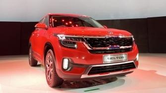 SUV co nho KIA Seltos 2020 canh tranh voi Ford EcoSport, Honda HR-V