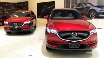 Thong so ky thuat va trang bi xe Mazda CX-8 2019 tai Viet Nam