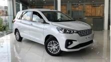 Xe 7 cho gia re Suzuki Ertiga 2019 chinh thuc ban tai Viet Nam