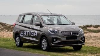 Co nen mua xe Suzuki Ertiga 2019 - di 7 nguoi co rong rai khong?