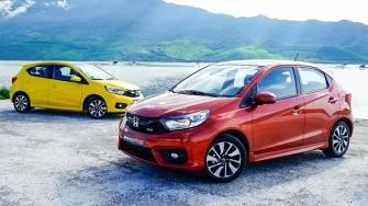 Danh gia uu nhuoc diem xe Honda Brio 2019 tai Viet Nam