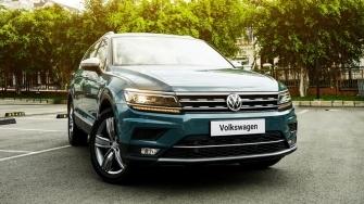Ban cao cap Volkswagen Tiguan Allspace Luxury 2019 gia ban 1,85 ty dong