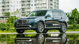 SUV 7 cho BMW X7 2019 ban tai Viet Nam co gia 7,5 ty dong