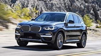 Chi tiet thong so va trang bi xe BMW X3 xDrive20i 2019 tai Viet Nam