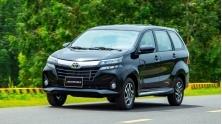 Toyota Avanza 2019 moi nang cap ban tai Viet Nam