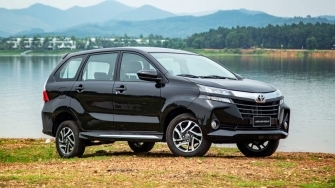 Thong so ky thuat va trang bi Toyota Avanza 2019 moi tai Viet Nam
