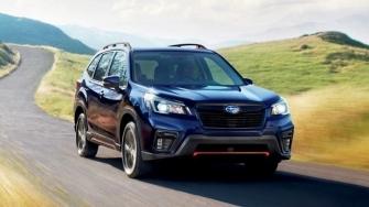 Subaru Forester 2019 chinh thuc ban tai Viet Nam, gia tu 1,128 ty dong
