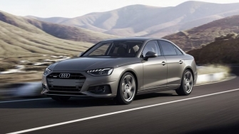Audi A4 2020 phien ban moi nang cap