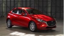 Mazda 2 2020 phien ban moi nang cap thiet ke va cong nghe