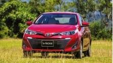 Gia ban moi xe Toyota Vios 2019 tai Viet Nam tu 490 trieu dong