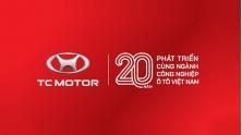 TC MOTOR - Thuong hieu xe o to Viet cua tap doan Thanh Cong
