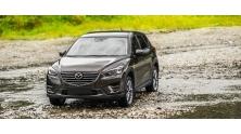 Uu nhuoc diem Mazda CX-5 2.5L 2016, canh tranh Honda CR-V 2.4L