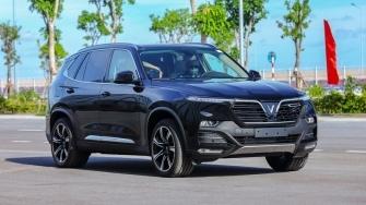 SUV 7 cho VinFast LUX SA2.0 ban thuong mai chinh thuc ban tai Viet Nam