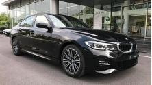 Gia ban xe BMW 330i M Sport 2019 tai Viet Nam tu 2,379 ty dong