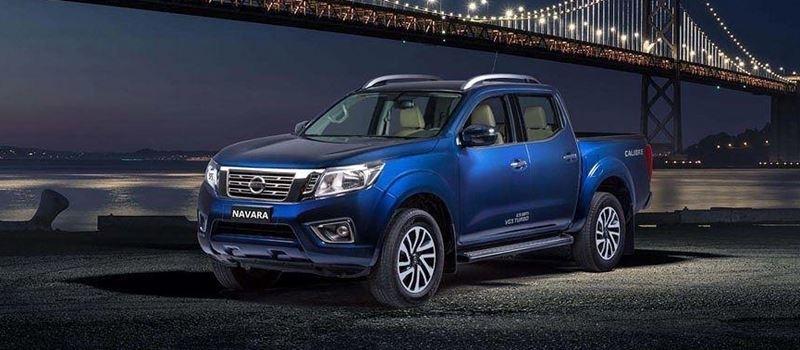 Phien ban nang cap Nissan Navara A-IVI 2019 ban tai Viet Nam