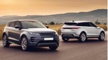 Gia ban xe Land Rover Evoque 2020 tai Viet Nam tu 3,68 ty dong
