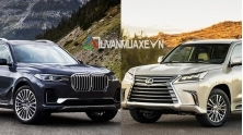 So sanh xe BMW X7 2019 voi cac doi thu trong tam gia 7-8 ty dong