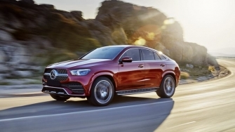 Mercedes GLE Coupe 2020 the he moi chinh thuc ra mat