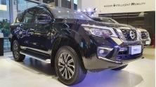 Xe 7 cho Nissan Terra 2020 moi nang cap thiet ke va trang bi