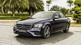 Gia xe Mercedes E 300 AMG 2019 tai Viet Nam tu 2,833 ty dong