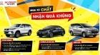 Chuong trinh khuyen mai xe Toyota Altis, Innova, Fortuner thang 9-10/2019