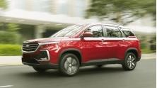 Chevrolet Captiva 2020 the he moi, lua chon 5 cho va 7 cho ngoi