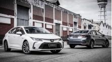 Chi tiet trang bi tren xe Toyota Corolla Altis 2020 phien ban 1.8L