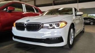 BMW 520i 2019 co gia moi 2,159 ty dong, BMW 530i co gia 2,919 ty dong