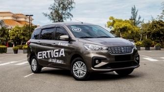Danh gia uu nhuoc diem xe 7 cho Suzuki Ertiga 2019 gia re