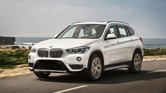 BMW X1 2019 tai Viet Nam co gia ban moi tu 1,757 ty dong