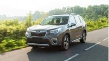 Danh gia uu nhuoc diem xe Subaru Forester 2019-2020 nhap Thai