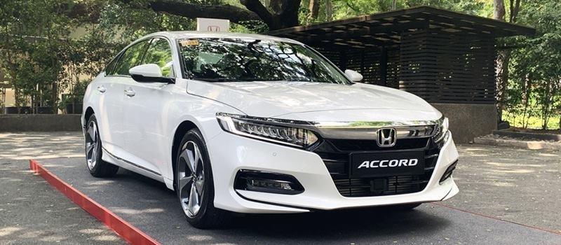 Gia ban xe Honda Accord 2020 the he moi tai Viet Nam tu 1,319 ty dong
