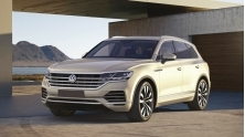 Gia ban xe Volkswagen Touareg 2020 tai Viet Nam tu 3,1 ty dong
