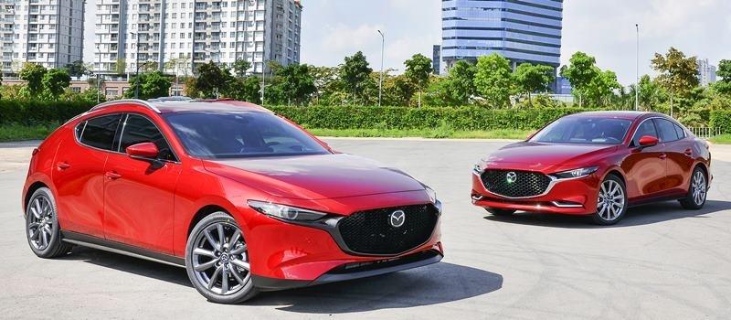 Chi tiet phien ban gia re Mazda 3 1.5L Deluxe 2020 moi tai Viet Nam