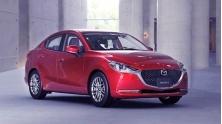 Mazda 2 Sedan 2020 moi nang cap thiet ke va trang bi