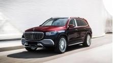 SUV sieu sang Mercedes-Maybach GLS 2020 hoan toan moi