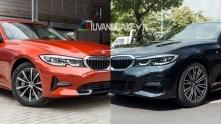 So sanh khac biet hai phien ban BMW 330i Sportline va 330i M Sport