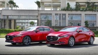 Danh gia uu nhuoc diem xe Mazda 3 2020 moi tai Viet nam