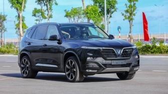 Danh gia uu nhuoc diem xe SUV VinFast LUX SA2.0 tai Viet Nam