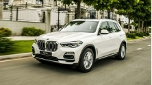 Danh gia uu nhuoc diem xe BMW X5 2019-2020 moi tai Viet Nam