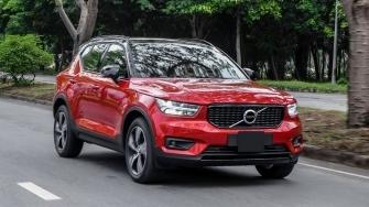 Danh gia uu nhuoc diem xe Volvo XC40 2019-2020 tai Viet Nam