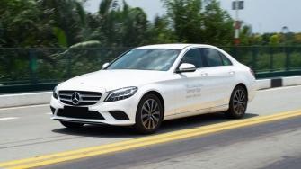 Danh gia uu nhuoc diem xe Mercedes C-Class 2019-2020 tai Viet Nam