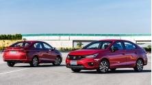 Chi tiet xe Honda City 2020 ban cao cap RS