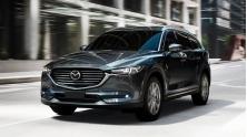 Chi tiet ban tieu chuan Mazda CX-8 Deluxe 2020 gia mem tai Viet Nam
